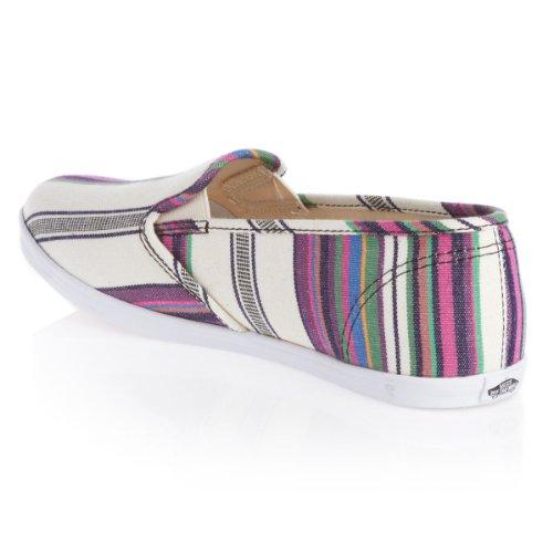 Vans Slip-On Lo Pro, Scarpe da Skateboard Donna rosa (Rose)