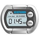 """Oxford OF219'Micro reloj' 1.8""""x 1.3"""" 3V de litio recargable impermeable Mini reloj"""