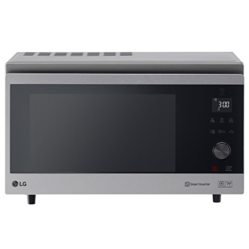 LG MJ3965ACS - Horno Microondas Grill Smart Inverter