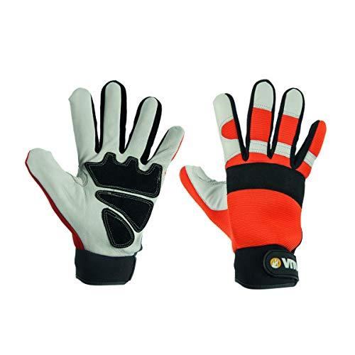 High Schutz Handschuh KEVLAR Verstärkungen Handfläche und Rücken Garten Gebäude Größe 10 - Home-securi