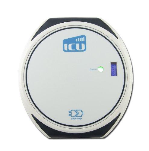 ICU Compact Mini (Typ 1, 3,7 kW, integrierter kWh-Zähler)   Elektroauto Wallbox