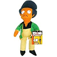 AP Peluche de Los Simpson Mini mercado Kwik E Mart The Simpsons, altura: 38