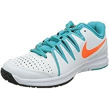 Nike Vapor Zapatos de Tenis para Hombre de Pista de la práctica de Deportes de Cordones
