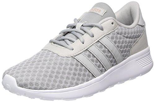 adidas Damen Lite Racer Fitnessschuhe Grau (Grey Two F17/grey One F17)