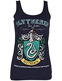 Dbardeur femme Harry Potter quipe de Quidditch de Serpentard bleu marine