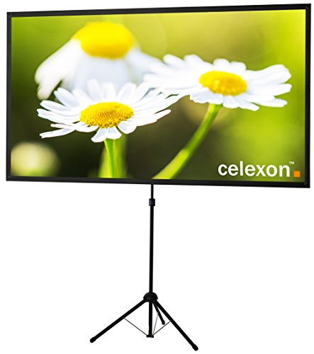 celexon Mobile Trépied Ultralightweight avec Support...