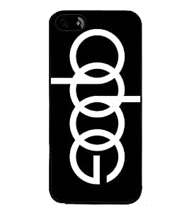HiFi High Glossy Designer Phone Back Case Cover Apple iPhone 4S ( Dope Quote Fancy Font )