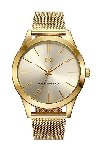 Mark Maddox MM7111-27 Montre à Bracelet pour Femme