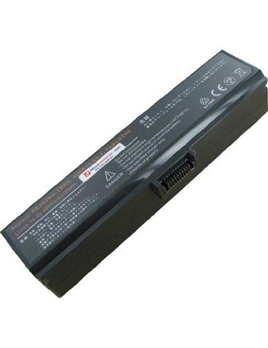 Batterie pour TOSHIBA QOSMIO X770-118, 14.4V, 4400mAh, Li-ion