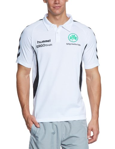 Hummel Polo Furth 2013, Bianco (White), S