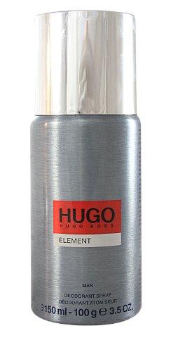 Hugo Boss Element man, homme / man, Deo Vaporisateur / Spray, 150ml -