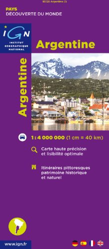 85128 ARGENTINE 1/4M