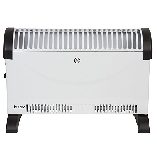 Mylek Energy Efficient Panel Heater With Thermostat Timer