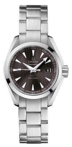 Omega Seamaster Aqua Terra Quartz 30mm Women's Watch 231.10.30.60.06.001 [Watch]