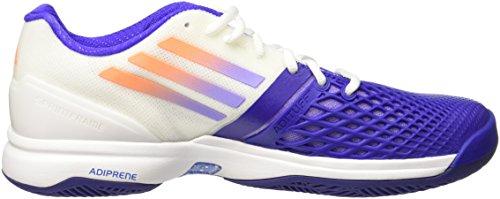 Adidas Ana Ivanovic Adizero Tempaia III Australian Open Women B40458 Bianco/Porpora