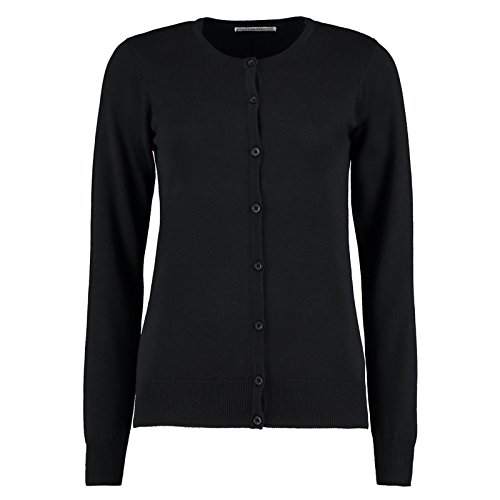 Kustom Kit - Gilet - Moderne - Femme Noir