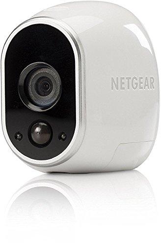 Foto Arlo VMC3030 Telecamera di Sicurezza Wifi Aggiuntiva per Tutti i Sistemi...