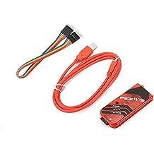 PICKit3 Emulador del programa del microchip con el cable del USB, cable de Dupond Pic Kit 3