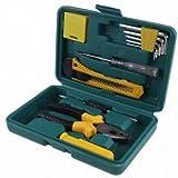 11pcs Car Repair Tool Set Stainless Steel Household Tool Set Kit Vehicle Maintenance Kit