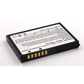Battery compatible with Dell Axim X50, X50v, X51, X51v