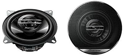 Pioneer TS-G1020F Haut Parleur Voiture 2 Voies Diam 100 Noir, Diamètre par Pioneer Car Multimedia