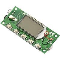 UKCOCO DSP PLL 87-108MHz micrófono inalámbrico digital tarjeta de módulo de transmisor FM estéreo