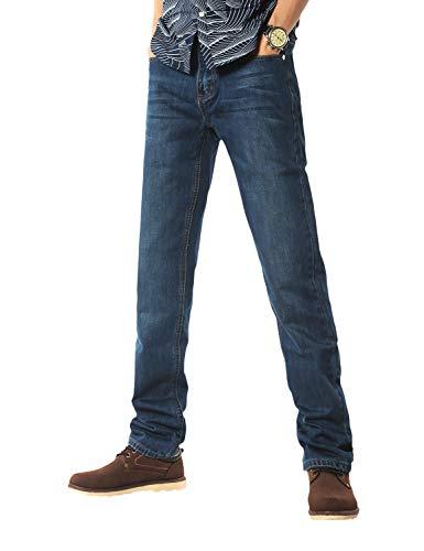 Demon&hunter 802 serie uomo regular straight jeans dh8004(32)