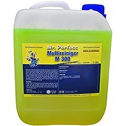 Mr. Perfect® Multi Cleaner - nettoyage de véhicules, textiles et plastiques, 5 litres