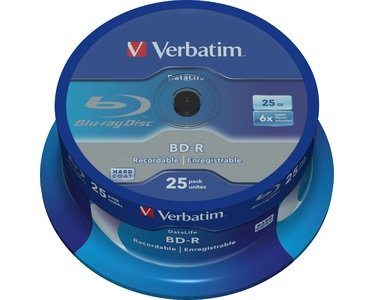 1x25-verbatim-bd-r-blu-ray-25gb-6x-speed-datalife-no-id-cakebox