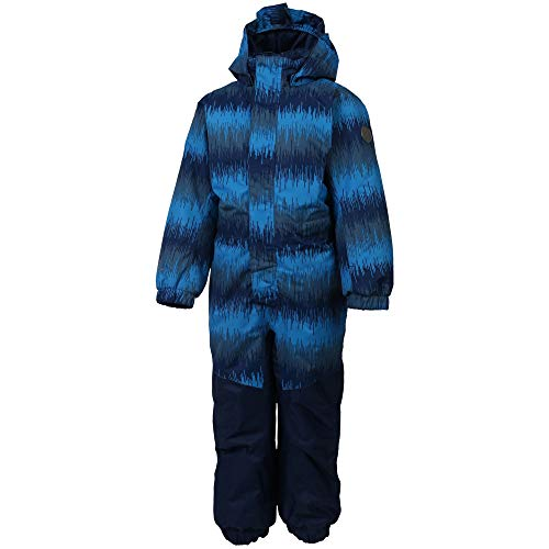 Color Kids Klement Padded Coverall AOP - 122