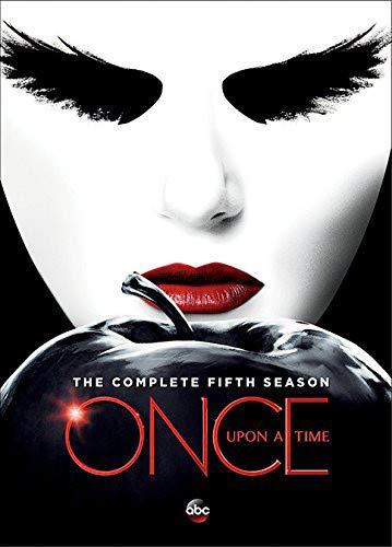 Once Upon A Time: The Complete Fifth Season (5 Dvd) [Edizione: Stati Uniti]