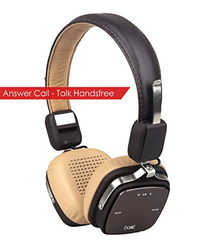 boAt 600 Bluetooth Headphone (Brown)