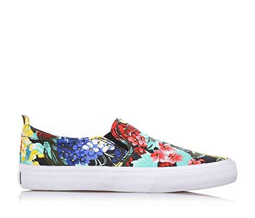POLO RALPH LAUREN - Slip on multicolor, Multicolore Bambina-33