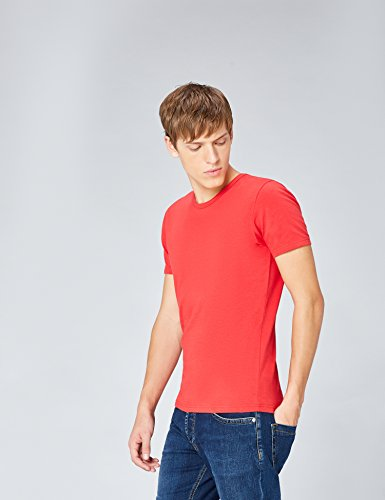 113af6550ebe26 ... FIND T-Shirt Herren mit Rundem Ausschnitt