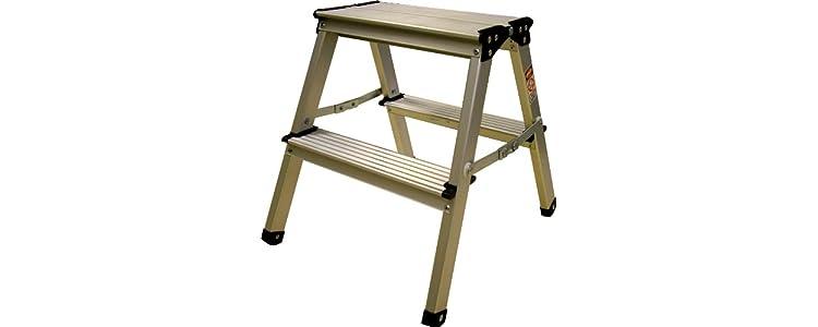 Escaleras de mano bricolaje y herramientas for Escalera madera portatil
