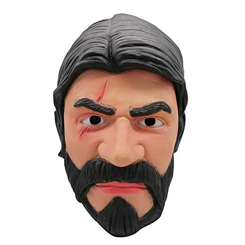 Kratos Cosplay Kostüm - bescita 2018 Horror Maske Halloween Karneval Kostüm Fasching Party Hot Cosplay Kratos Maske