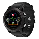 Scrolor Montres connectée Bluetooth 4.0 Bracelet Connecté Smart Watch...