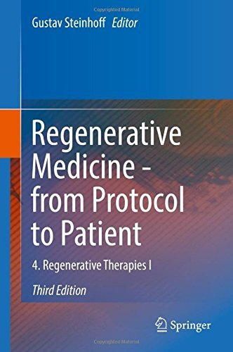 Regenerative Medicine - from Protocol to Patient: 4. Regenerative Therapies I (2016-06-23)