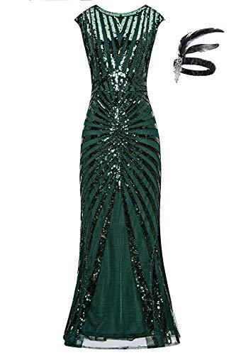 - Der Große Gatsby Kleid