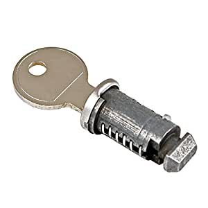 Thule 1500001001 Lock With Key Amazon Co Uk Car Amp Motorbike