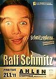 Ralf Schmitz - Ahlen 2010 Konzert-Poster A1
