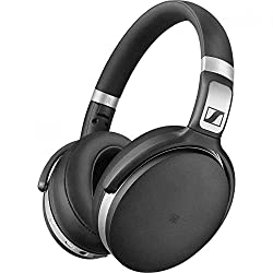 Sennheiser HD 4.50 BTNC headphones (with Bluetooth, wireless closed noise canceling) black