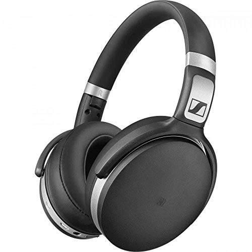 Sennheiser HD 4.50 BTNC kopfhörer (mit Bluetooth, kabelloses geschlossenes Noise-Cancelling) schwarz thumbnail