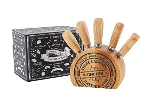Cheese Block Knife Set