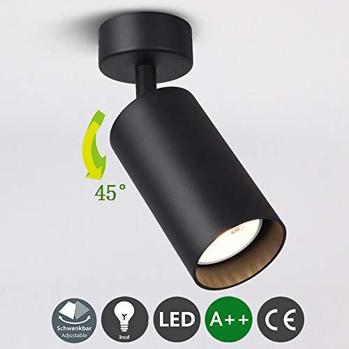 LED-Wandstrahler  <strong>Leuchtmittel</strong>   LED