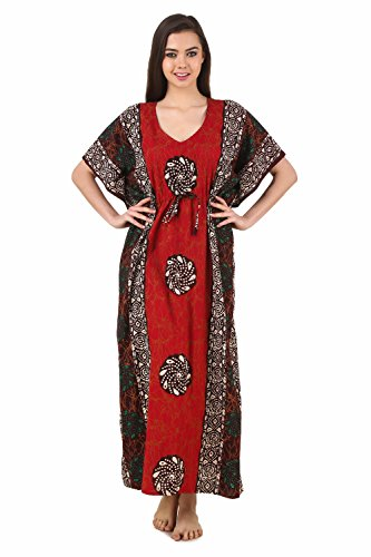 Masha Women's Cotton Kaftan NT-A56-583
