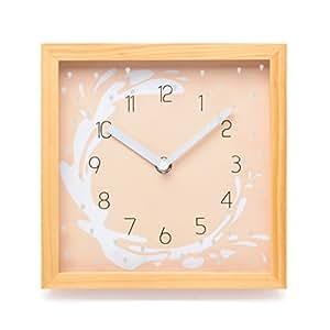 Wall Clock Square Office Wall Clock Living Room Mute Clock Minimalistic Modern Creative Quartz
