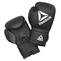 BOXING GLOVES-12OZ BLK, 1 SIZE