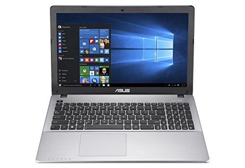 ASUS R510VX-DM169D - Portátil de 15.6' FullHD (Intel Core i5-6300HQ Quad-Core, 8 GB de RAM, HDD de 1 TB, NVIDIA GeForce GTX950M, sin sistema operativo), gris oscuro - Teclado QWERTY Español