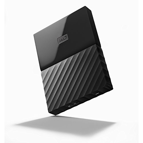 WD My Passport WDBYFT0030BBK-WESN 3TB External Hard Disk Black Price in India